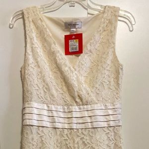 Issac Mizrahi lace dress